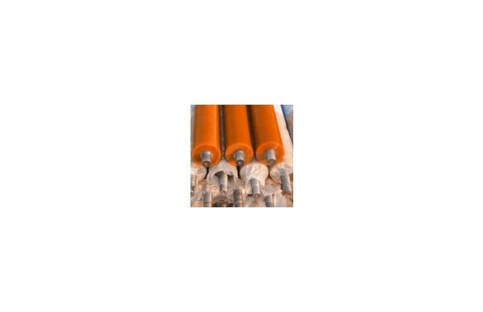Поліуретан в трубопрокатному виробництві
