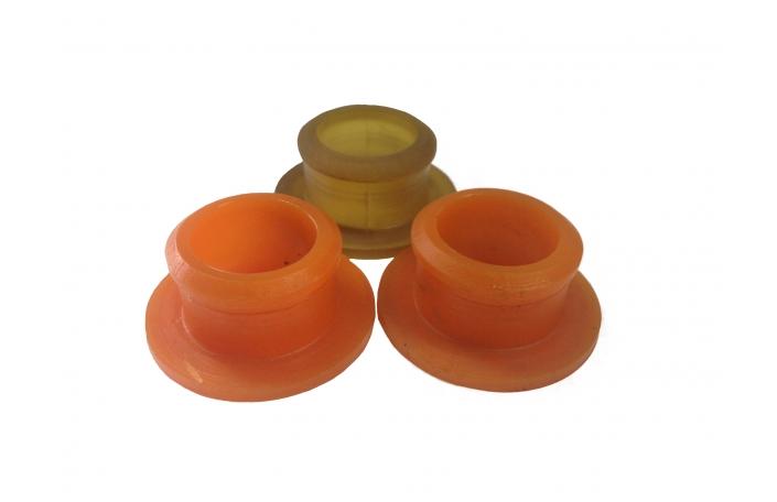 Полиуретановые втулки, стержни и кольца
